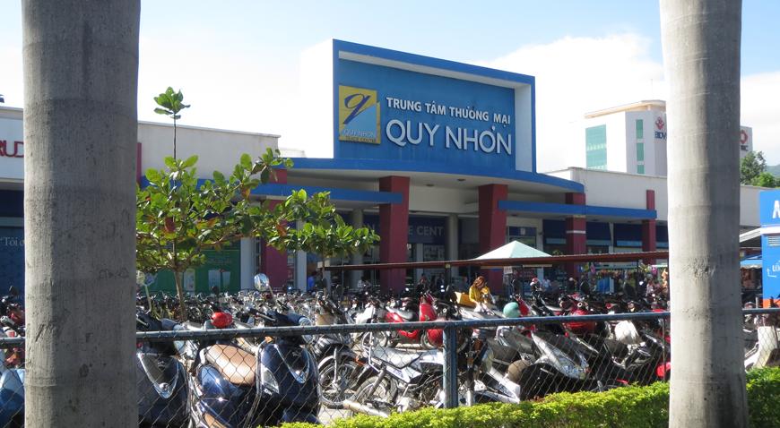 Trung tâm thương mại Qui Nhơn