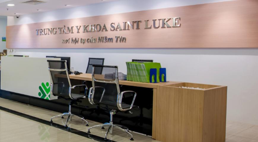 Phòng khám quốc tế SAINT LUKE
